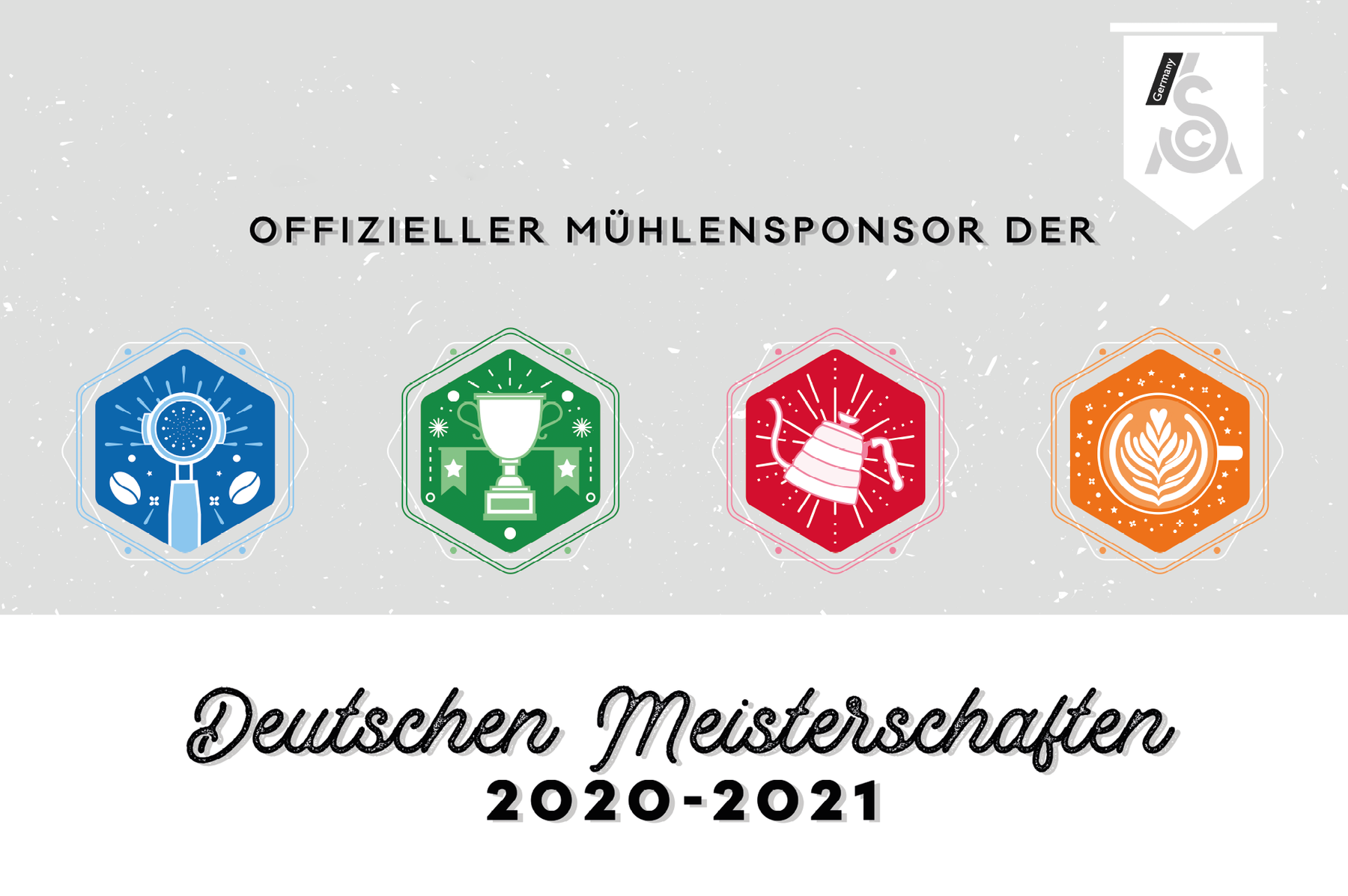 Hemro Group sponsors the German Coffee Competitions 2020/2021