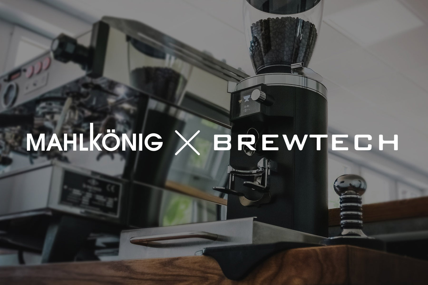 Brewtech becomes additional Mahlkönig partner for Australia