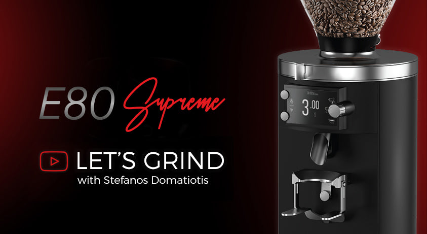 LET'S GRIND with Stefanos Domatiotis