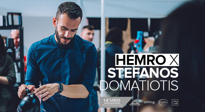 Stefanos Domatiotis becomes brand ambassador for the Hemro Group