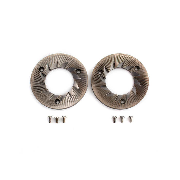 VTA6ST burrs set, turkish (9.4 mm)