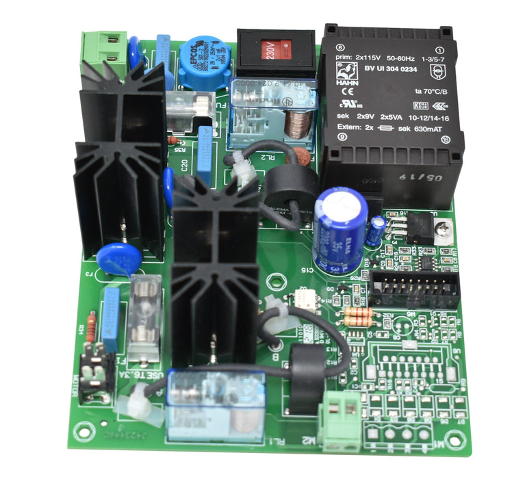 K30 TWIN power supply for 100-240 V / 50-60 Hz