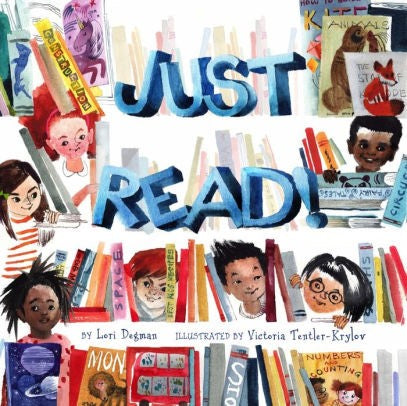Just Read! / Picture Book
