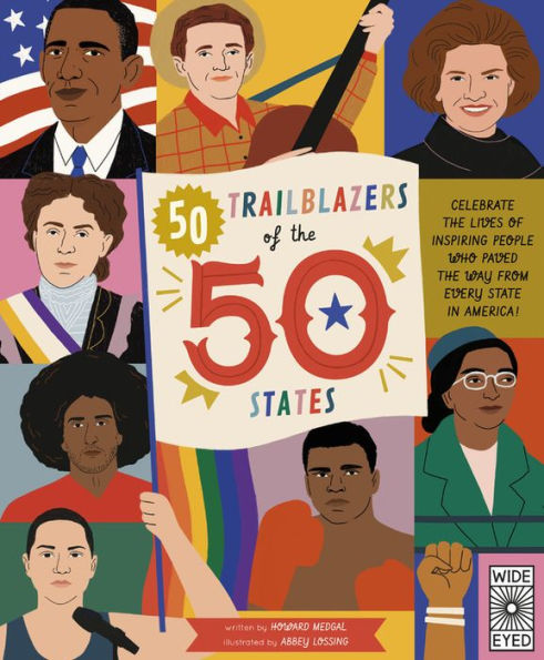 50 Trailblazers Of The 50 States / Book