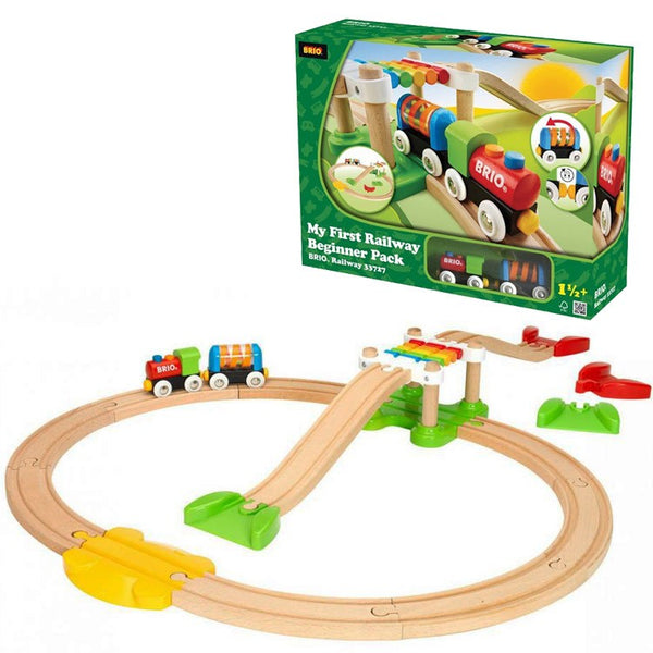 Brio My 1st Railway - Beginner Set
