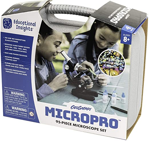 48pc Microscope Set