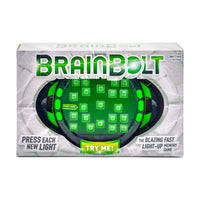 Brainbolt Memory Game
