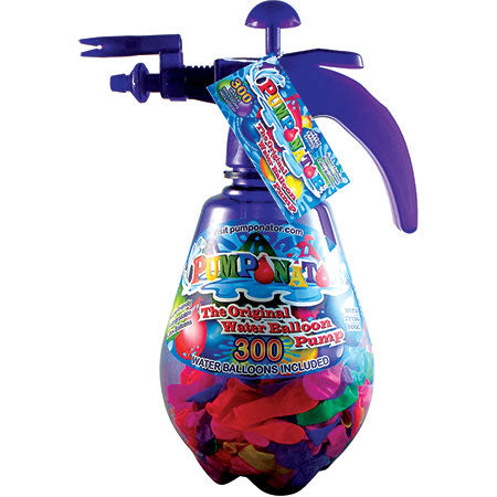 Pumponator Water Balloon Set