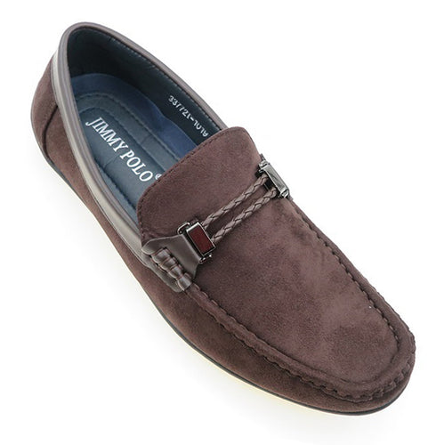Men Velvet Loafer (33772T)