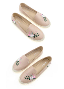 Women Covered Flats (33918T)