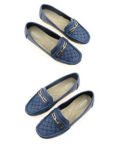 Women Covered Flats (33755T)