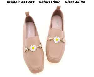 Women Flats Shoes in 2 Colours (34132T)