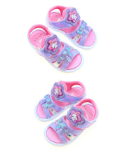 Load image into Gallery viewer, Catty MiMi Girls Sandals in 2 Colours (1460T) With LED Flash Lights