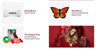 The Dapper Dog Box is on Mariah Carey's Holiday Must-Haves List!