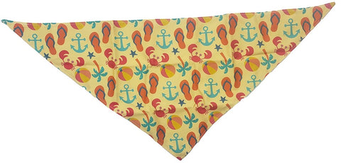 Day at the Docks Double Sided Bandana - The Dapper Dog Box