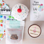 Dog Birthday Gift Box - The Dapper Dog Box