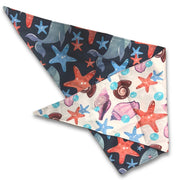 Double Sided Under the Sea Bandana - The Dapper Dog Box