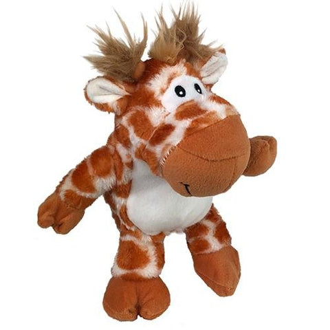 PetLou 8 Inch Giraffe Plush Chew Toy - The Dapper Dog Box