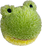 Petlou EZ Squeaky Frog Ball Plush Dog Toy - The Dapper Dog Box