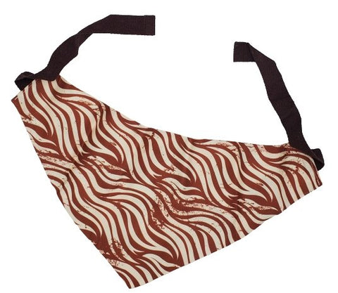 Safari Double Sided Bandana - The Dapper Dog Box