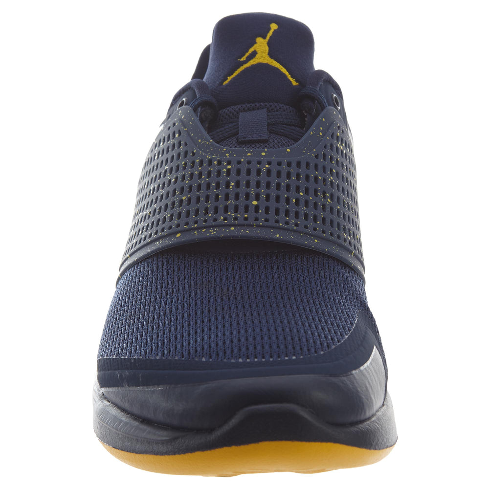 Jordan Grind 2 Michigan Mens Style : At8011-407