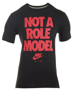 NIKE QT S+ NOT A ROLE MODEL SS TEE MEN'S STYLE # 577895