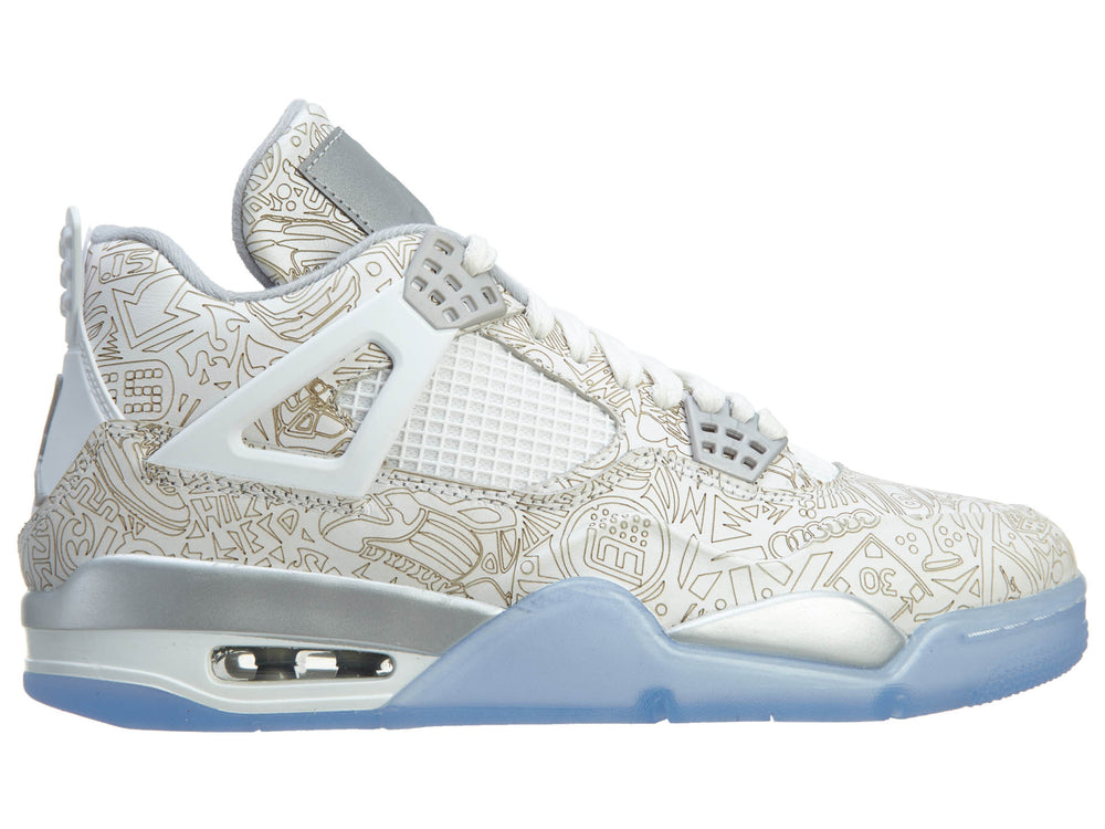 Air Jordan 4 Retro Laser Mens Style : 705333