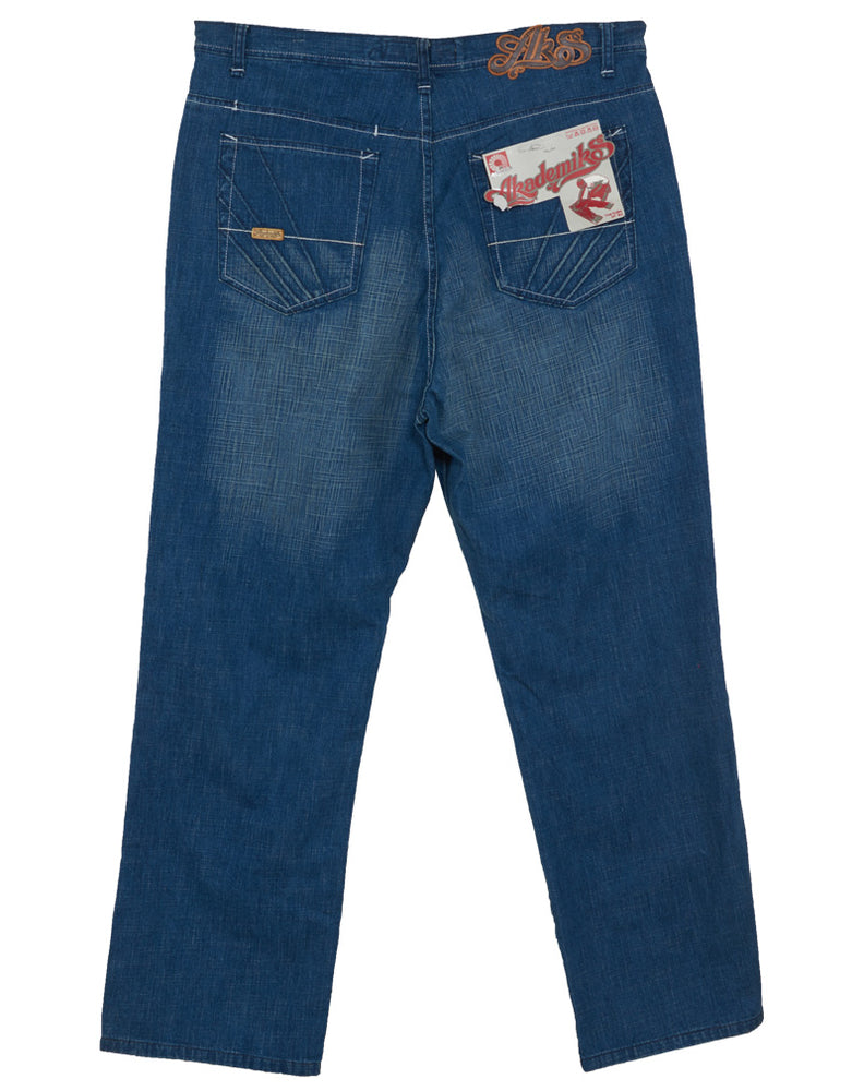 Akademiks Jeans Mens Style : Rn0100964