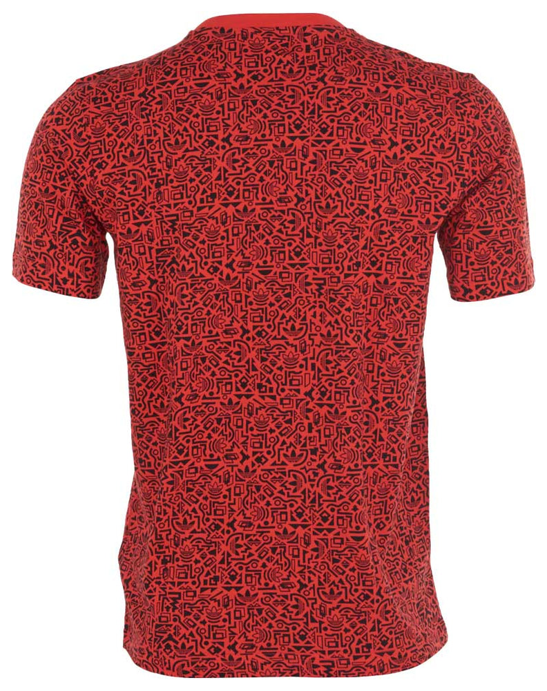Adidas Static Tee Mens Style : M63529