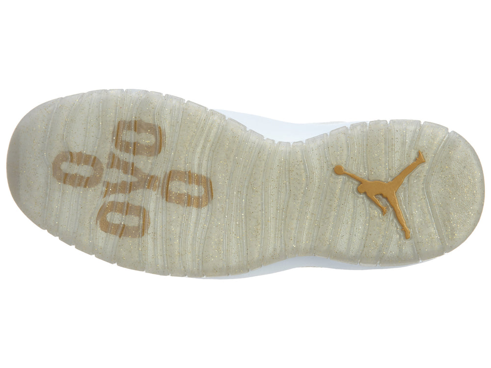 Air Jordan 10 Retro Ovo Mens Style : 819955