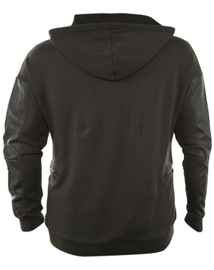 Cult Of Individuality  Pullover-vegan Sleeves Mens Style : 65f-15b-k22b