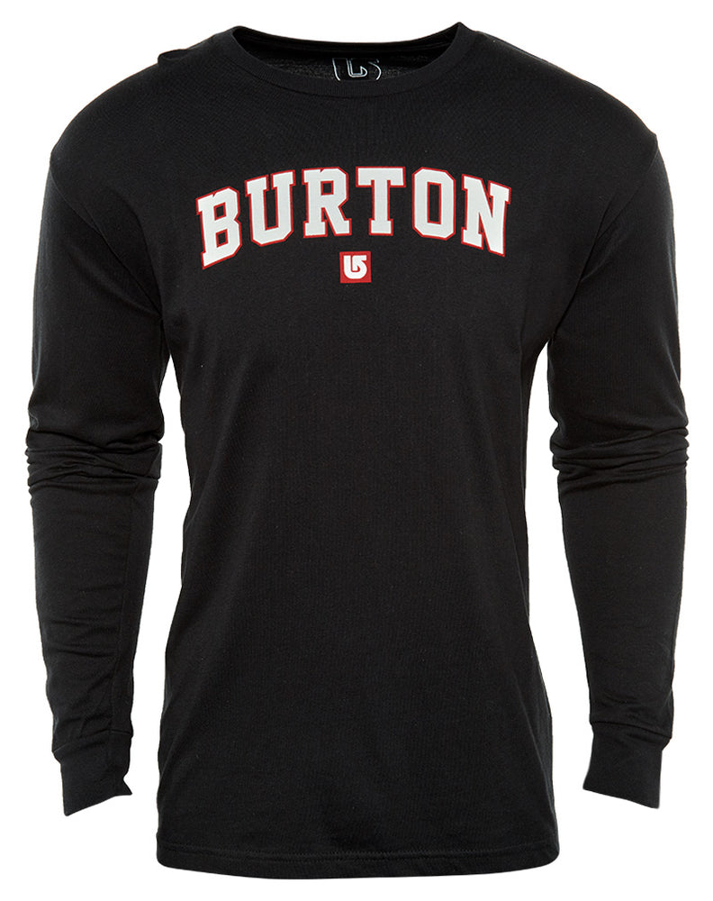 Burton  Men's College Ls Tee Shirt Mens Style : 13941100002