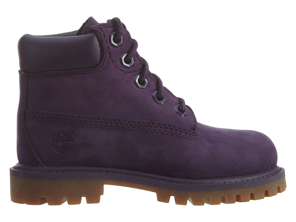 Timberland 6 Premium Waterproof Boot Toddlers Style : Tb0a14vl