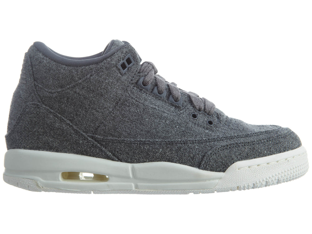 Jordan 3 Retro Wool Big Kids Style : 861427