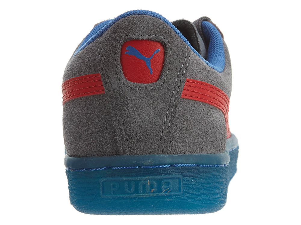 Puma Suede Lfs Iced Little Kids Style : 363246