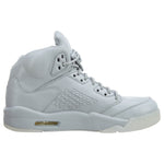 Jordan 5 Retro Pure Platinum Mens Style : 881432