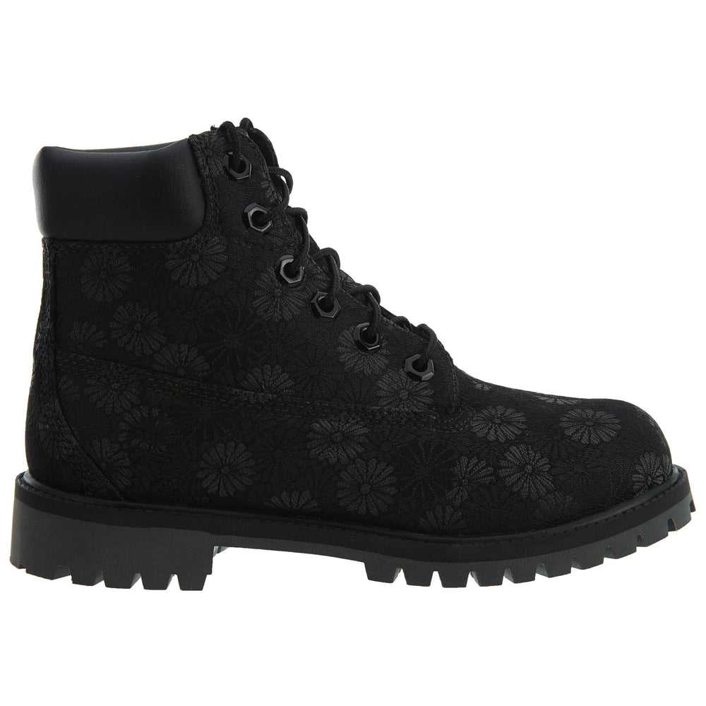 Timberland 6in Classic Floral Boots Big Kids Style : Tb0a177s