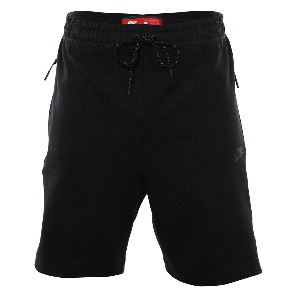 Nike Tech Fleece Shorts Zipper Mens Style : 833935