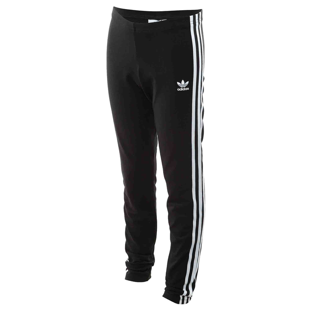 Adidas 3 Stripes Leggings Big Kids Style : Cd8411