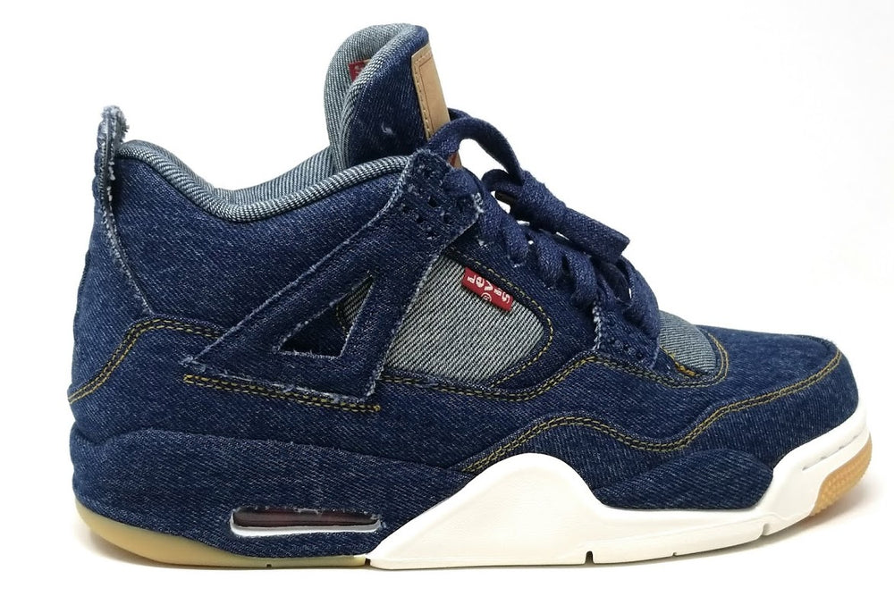 Air Jordan 4 Retro Levi's Nrg Denim Mens Style : A02571