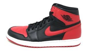 AIR JORDAN 1 RETRO HIGH Bred OG Style# 555088