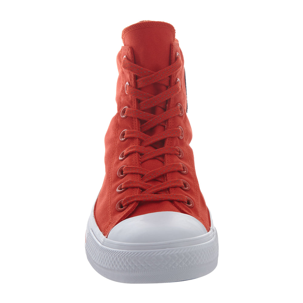 Converse Chuck Taylor All Star Shield Canvas Hi Top Unisex Style : 15379f-Singnal/Ded/W