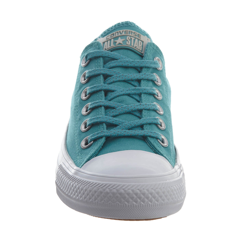 70a98d081227 Converse Chuck Tailor All Star Canvas Ox Unisex Style   153504c-AEGEAN AQUA