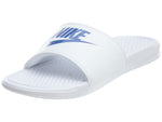 Nike Benassi Jdi White Varcity Royal-White