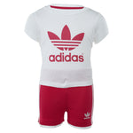Adidas Tee Short Set Toddlers Style : S14337