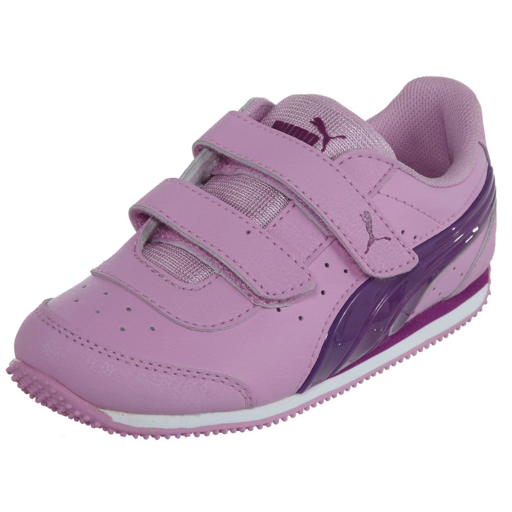 Puma Speed Light Up V Inf Little Kids Style : 357640