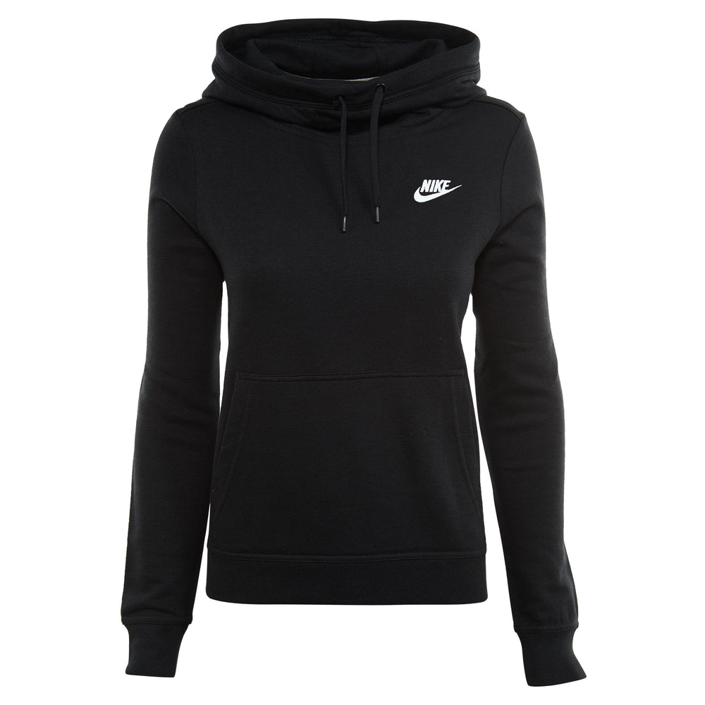 Nike Funnel‑neck Hoodie Womens Style : 853928