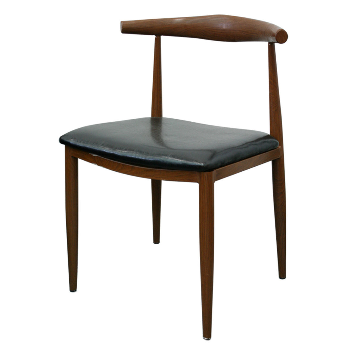 Owen Mid Century Metal Dining Chair