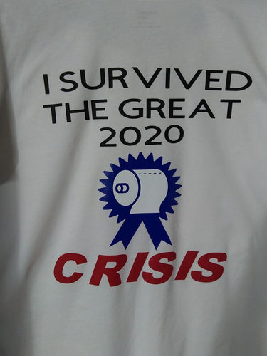 I Survived The Great Toilet Paper Crisis 2020 Tee