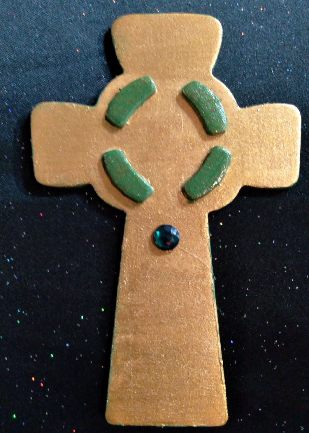 Embellished Celtic Cross
